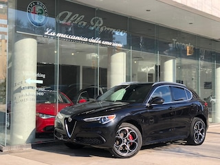 New 2020 Alfa Romeo Stelvio Ti SUV ZASPAKBN8L7C75344 for sale or lease in Toronto, Ontario