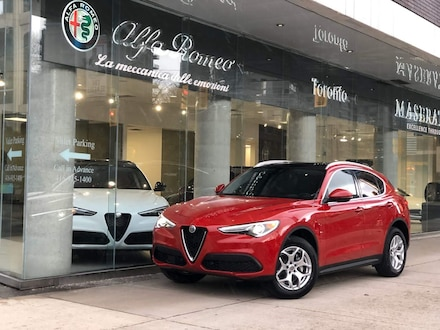 New 2020 Alfa Romeo Stelvio SUV for Sale in Toronto, ON