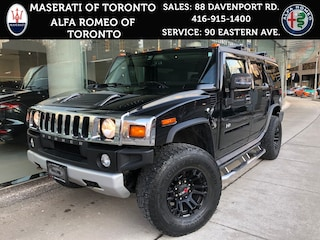 Used 2008 HUMMER H2 TWO Sets OF Rims, 7-Seater, Black ON Black, Bose SUV for sale in Toronto, Ontario