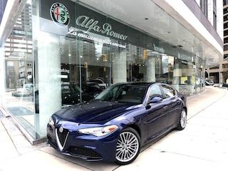 New 2019 Alfa Romeo Giulia Ti Sedan ZARFANBN7K7619448 for sale or lease in Toronto, Ontario