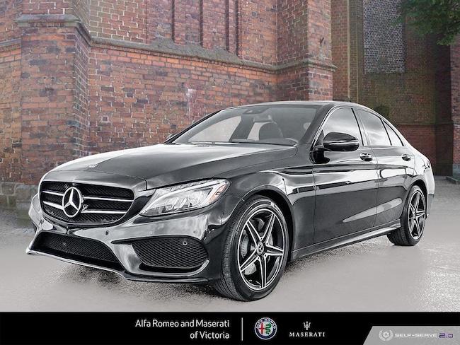 2018 Mercedes-Benz C300 4matic Sedan Spring Sales Event