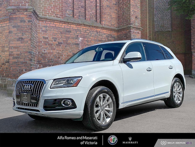 2015 Audi Q5 3.0T Technik Quattro 8sp Tiptronic Clearance Sale