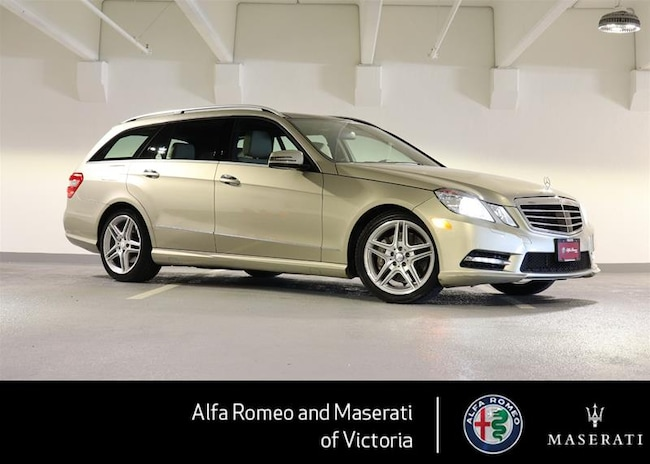 2013 Mercedes-Benz E350 4matic Wagon Reduced