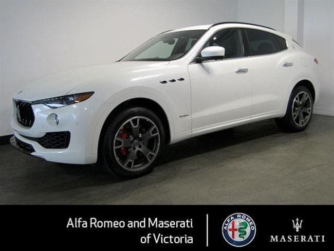 2018 Maserati Levante S Gransport Sunroof, Bluetooth, Navigation