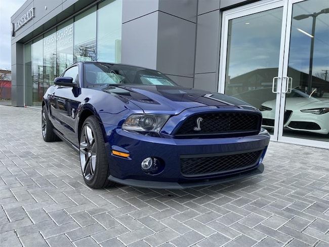 2010 Ford Mustang Shelby GT500 Coupe Island car, one Owner