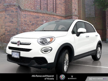 2019 FIAT 500 x Pop AWD Reduced