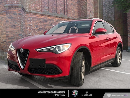 2018 Alfa Romeo Stelvio AWD Alfa Demo, Reduced
