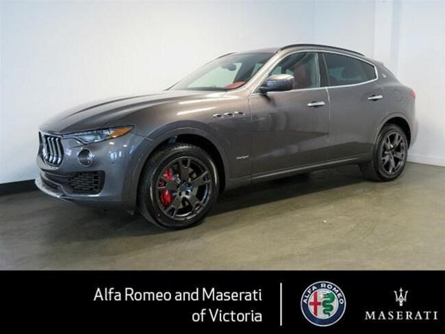 2018 Maserati Levante S Gransport Spring Sales Event