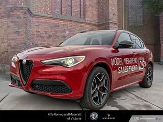 2020 Alfa Romeo Stelvio TI AWD TI AWD SUV