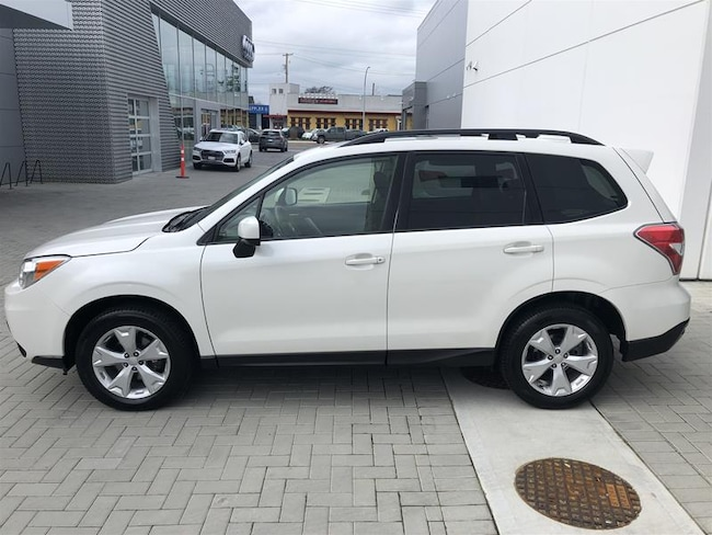 2016 Subaru Forester 2.5i Limited at Island Forester