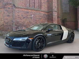 2014 Audi R8 4.2 7sp S Tronic Cpe Spring Sales Event