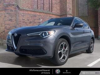2018 Alfa Romeo Stelvio AWD Spring Sales Event