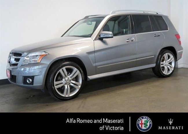 2010 Mercedes-Benz GLK350 4matic ONE Owner,BC Only, 4 Matic