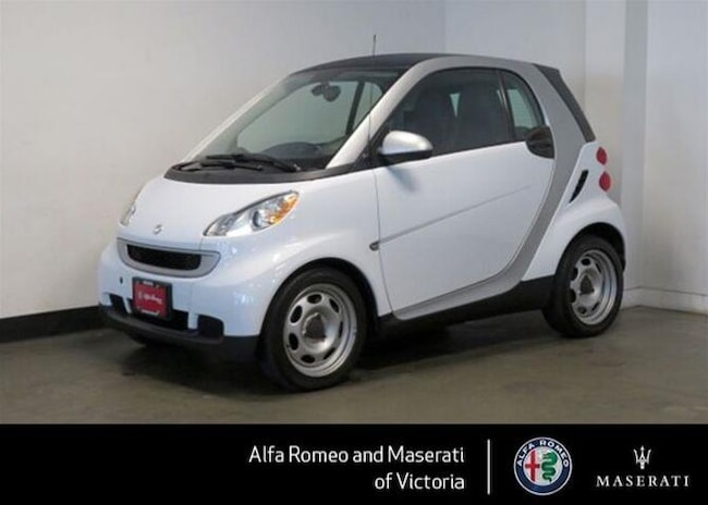 2012 Smart Fortwo Pure cpe Accident Free!