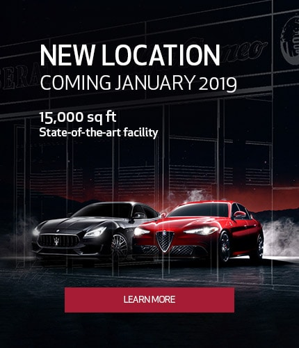 New And Pre-owned Alfa Romeo
