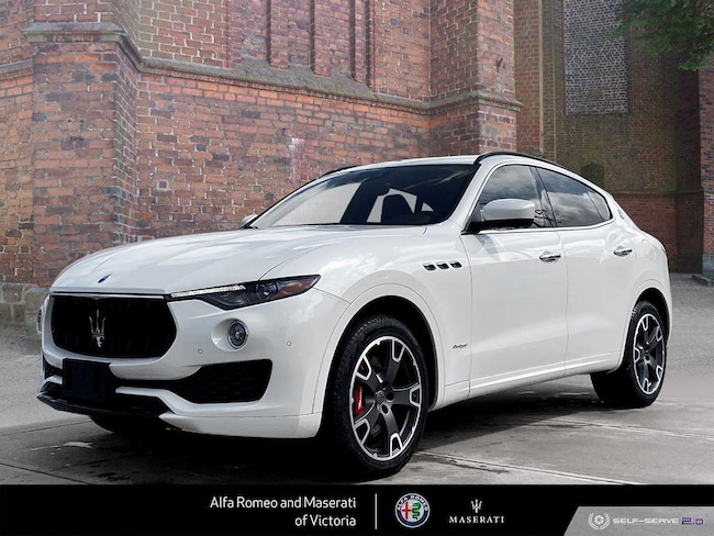 2018 Maserati Levante S Gransport Spring Sales Event