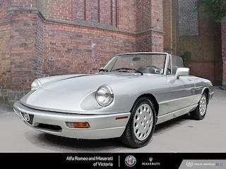 1993 Alfa Romeo Spider Veloce Perfect Carfax