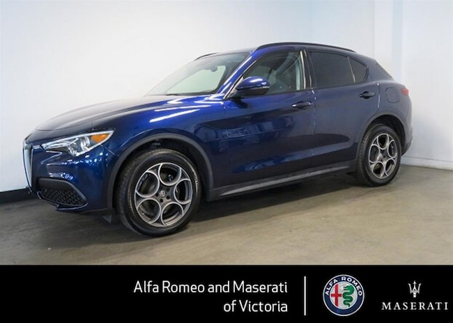 2018 Alfa Romeo Stelvio AWD 90 day pmt Deferral OAC