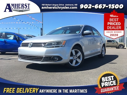 2011 Volkswagen Jetta Sedan Comfortline $149b/w pwr Windows/Locks, Heated Seat Sedan