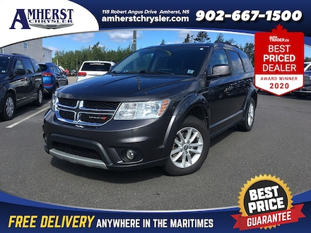 2017 Dodge Journey SXT, Only $119b/w,7 Passenger,Rear Heat and A/C, R SUV