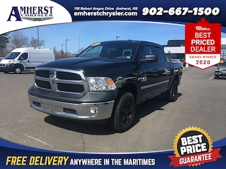2016 Ram 1500 4x4 Crew Only $246b/w LOW kms, Backup cam Truck Crew Cab