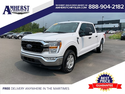 2021 Ford F-150 FX4,ONLY $384b/w,LOW Kms,Ext Warranty,Hitch Truck SuperCrew Cab