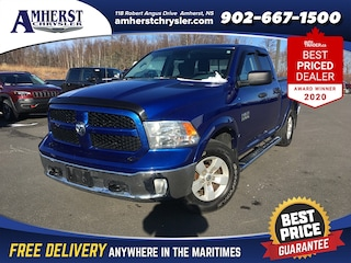 2016 Ram 1500 $191*b/w - Ex. Warranty, Spray Liner, Auto Start Truck Quad Cab