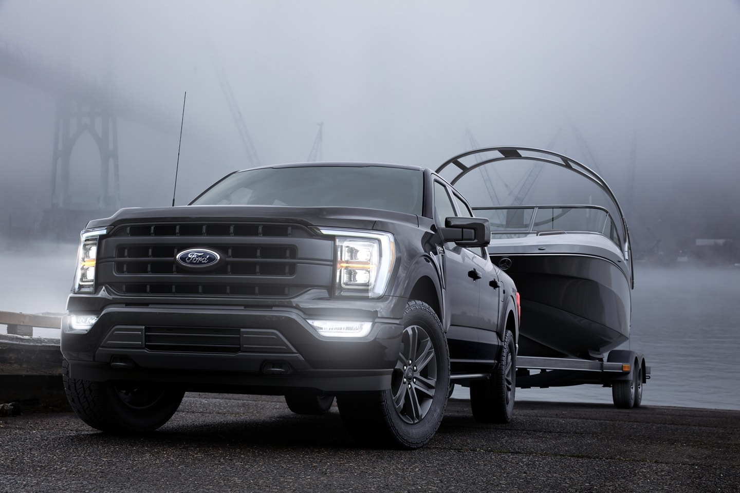 2020 Ford F-150 In All Black