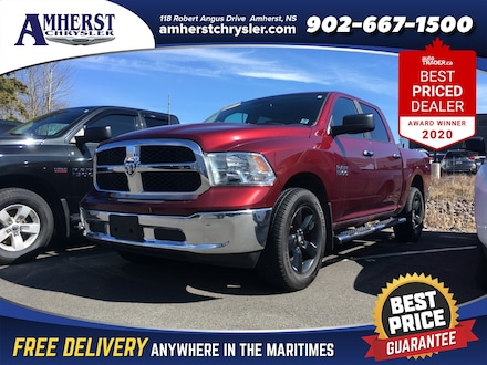 2017 Ram 1500 ONLY $199b/w,SLT,4X4,6 Pass,Great on Fuel,Bed Line Truck Crew Cab