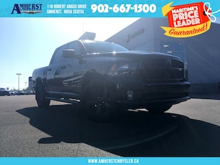 2017 Ram 1500 4X4 - LOW KMS, Side Steps, Spray IN Liner Truck Crew Cab