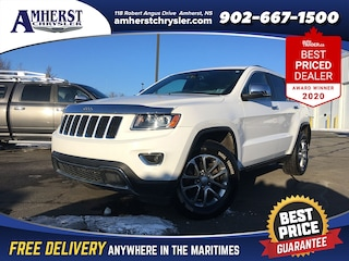 2014 Jeep Grand Cherokee AWD - $213*b/w - Fully Loaded! Heated Seats/Steeri SUV