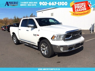 2016 Ram 1500 $324*b/w - Laramie Limited - Leather, NAV, Sunroof Truck Crew Cab