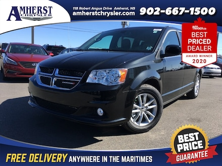 2020 Dodge Grand Caravan Premium Plus,Only $219b/w,Heated Seats/Steering Wh Van