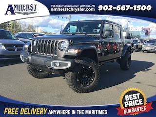 2020 Jeep Gladiator Sport S with Lift/Tires/Rims Truck Crew Cab