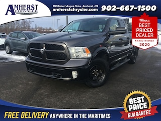 2018 Ram 1500 4x4 $209 b/w Spray-in Liner, Heated Towing Mirrors Truck Quad Cab