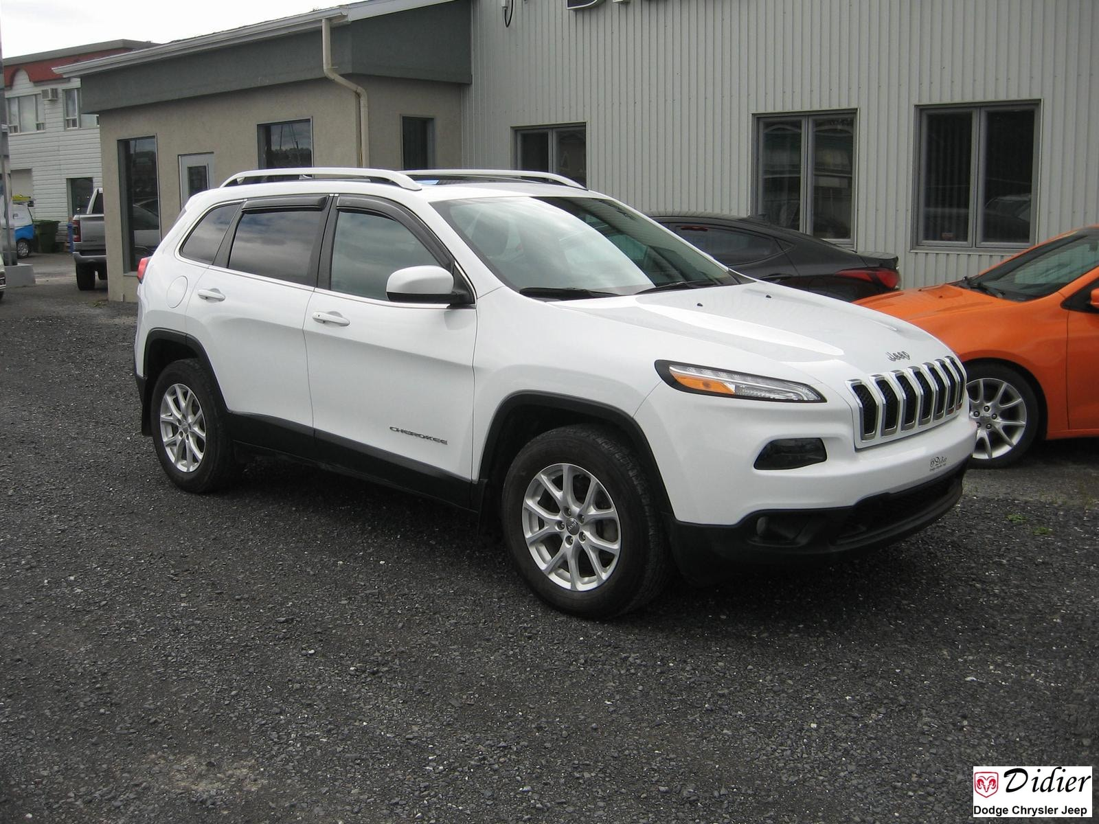 2016 Jeep Cherokee Edition Notth 4X4 North 4x4 Véhicule utilitaire