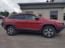 2014 Jeep Cherokee Trailhawk Superbe Condition! VUS