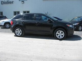 2013 Ford Edge SEL AWD Véhicule utilitaire