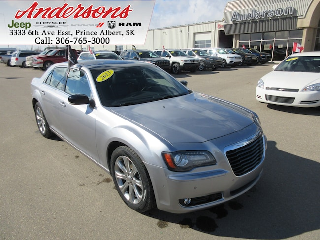 Used 2013 Chrysler 300 S Sedan in Prince Albert