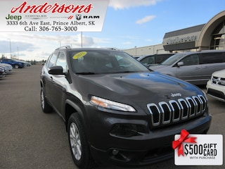 2015 Jeep Cherokee North *Heated Seats/Sunroof* SUV