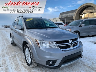 2017 Dodge Journey SXT *Nav/DVD* SUV