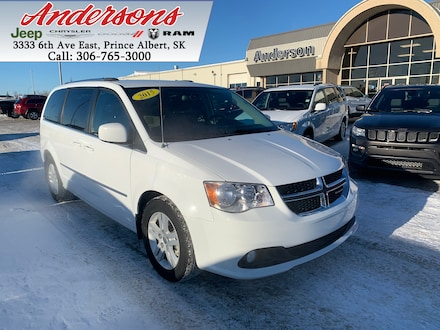 2015 Dodge Grand Caravan Crew *Heated Seats* Van