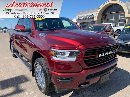 2019 Ram 1500 Big Horn North Edition *Off-Road Group/3.92 Rear A Truck Crew Cab