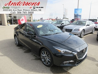 2018 Mazda Mazda3 GT *Heated Seats/Lane Departure* Sedan