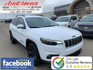 2021 Jeep Cherokee Altitude *Trailer Tow/Blind-Spot* 4x4