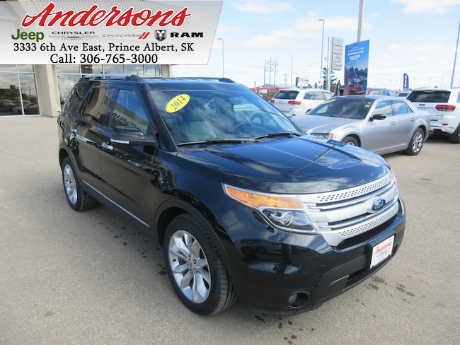 Used 2014 FORD EXPLORER XLT SUV in Prince Albert