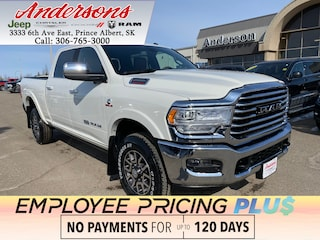 2020 Ram 2500 Laramie Longhorn Truck Crew Cab