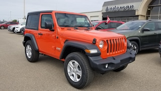 2018 Jeep All-New Wrangler Sport S SUV