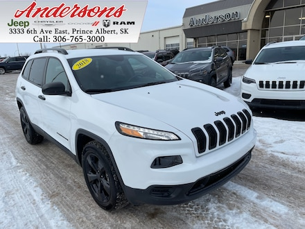 2018 Jeep Cherokee Altitude *Heated Seats/Trailer Tow* SUV
