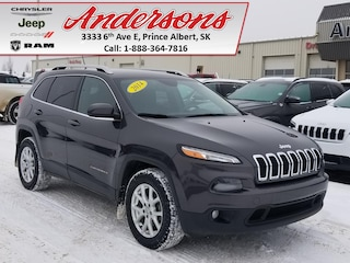 2014 Jeep Cherokee North *Heated Seats/Command Start* SUV
